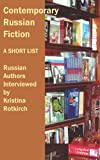 Contemporary Russian Fiction, Anna Ljunggren and Kristina Rotkirch, 5717200846