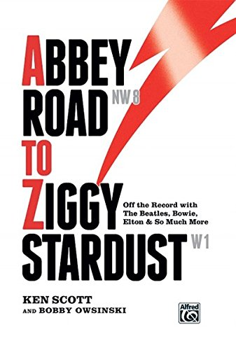 Abbey Road to Ziggy Stardust: Off the Record with The Beatles, Bowie, Elton & So Much More, Hardcover Book ()