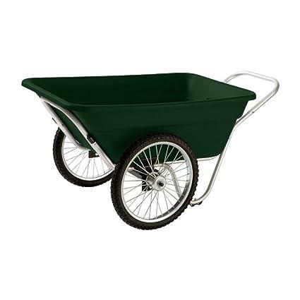 Ordinaire Amazon.com : Smart Carts Garden/Utility Cart With Spoke Wheels : Yard Carts  : Garden U0026 Outdoor