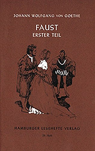 Hamburger Lesehefte, Nr.29, Faust I