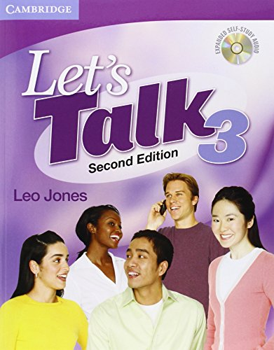 Let's Talk Level 3 Student's Book with Self-study Audio...
