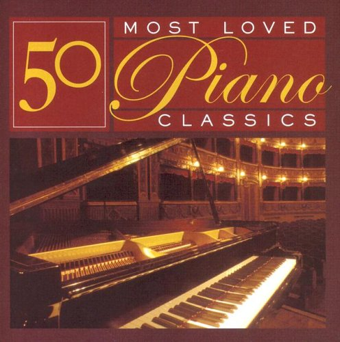 50 Most Loved Piano Classics -