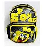 Sponge Bob Medium (Toddler) Sized Backpack