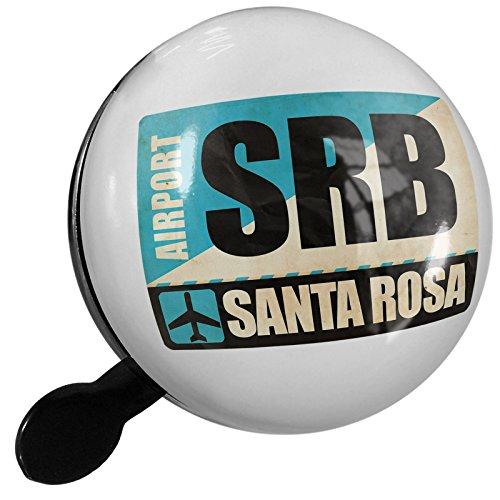 Small Bike Bell Airportcode SRB Santa Rosa - (Srb Santa)