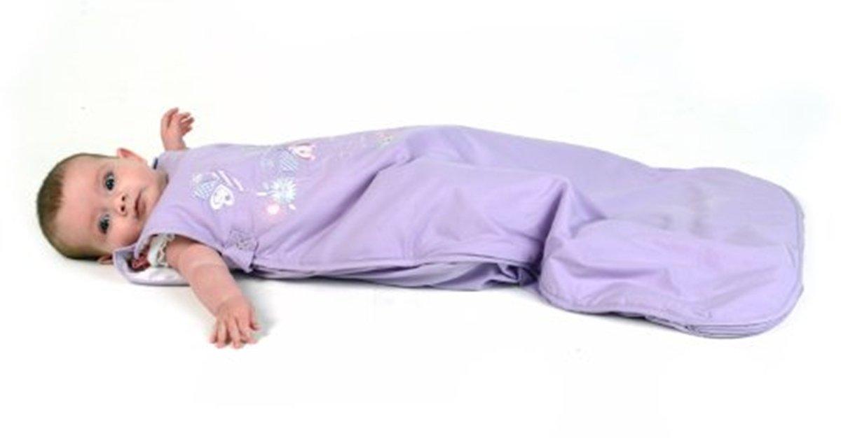 Saco de Dormir Bebé Invierno Dream Bag- 18-36 meses 2.5 Tog Mariposas Lila: Amazon.es: Bebé