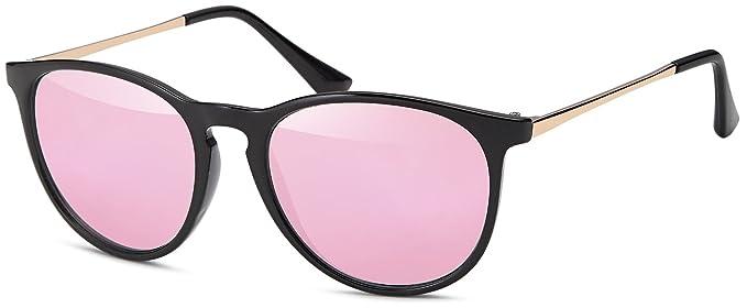 styleBREAKER gafas de sol con grandes lentes ovaladas y ...