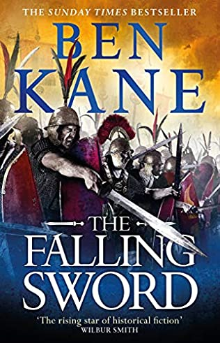 book cover of The Falling Sword