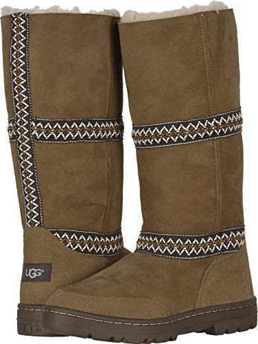 UGG Women's W Sundance Revival Fashion Boot Chestnut 8 M US