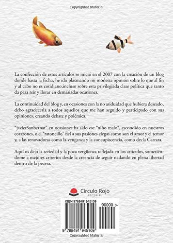 Nadando en la pecera, críticas a lo mundano, inconformista: Amazon.es: José A. Moyà: Libros