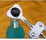 Ahyuan Stainless Steel Wing Corkscrew Wine Bottle