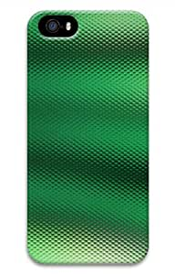 Aero Green 13 Cover Case Skin for iPhone 5 5S Hard PC 3D