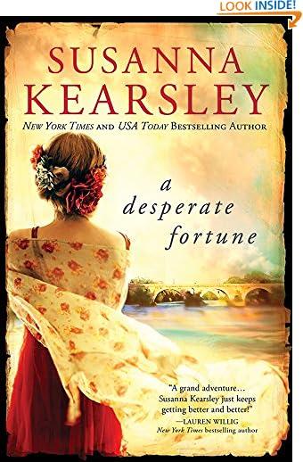 A Desperate Fortune by Susanna Kearsley