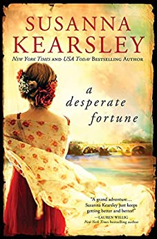 A Desperate Fortune by [Kearsley, Susanna]