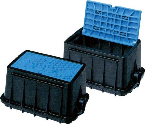 上水道関連製品>ボックス製品>量水器ボックス MB 40Sシリーズ MB-40SGX260 Mコード:20846 前澤化成工業 B079BQGXVL