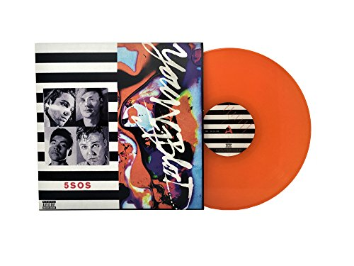 Price comparison product image Youngblood (Limited Edition Orange Colored Vinyl)