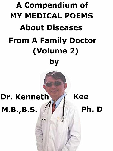 Amazon com: A Compendium Of My Medical Poems About Diseases