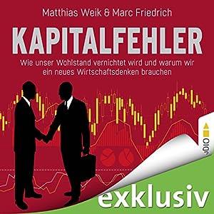 Kapitalfehler Audiobook