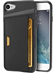 CM4 iPhone 7 Wallet Case - Q Card Case for iPhone 7 [Slim Pro...