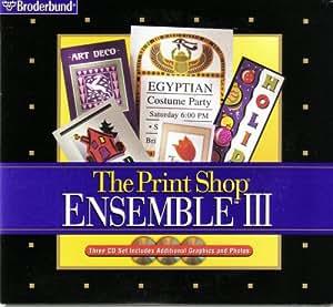 Find great deals on eBay for Broderbund Print Shop in Software for Web and Desktop Publishing. Shop with confidence.