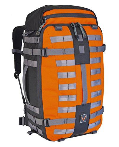 Vital Gear 2017VTGRSAS35WSORG Modular Backpack, Women's Small, Orange by VITAL GEAR