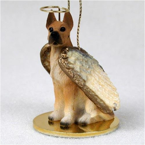 Great Dane Fawn Figurine - 3