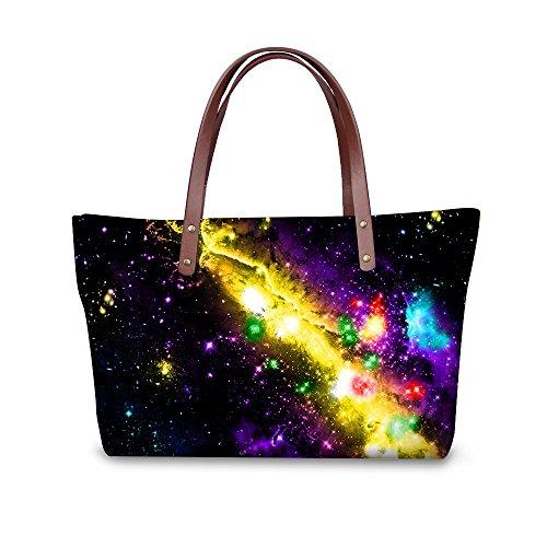 Handbags Shoulder FancyPrint Large Women C8wcc1524al Bags Casual qzRgwRvX