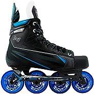 Alkali Revel 4 Senior Inline Roller Hockey Skates