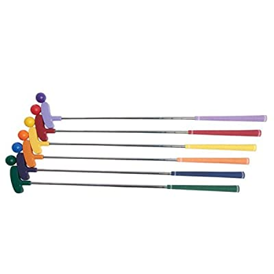 "US Games Color My Class Putting Set 32"" : Golf Putting Mats : Sports & Outdoors"