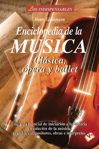Descargar Libro Enciclopedia De La Musica Henry Lindemann