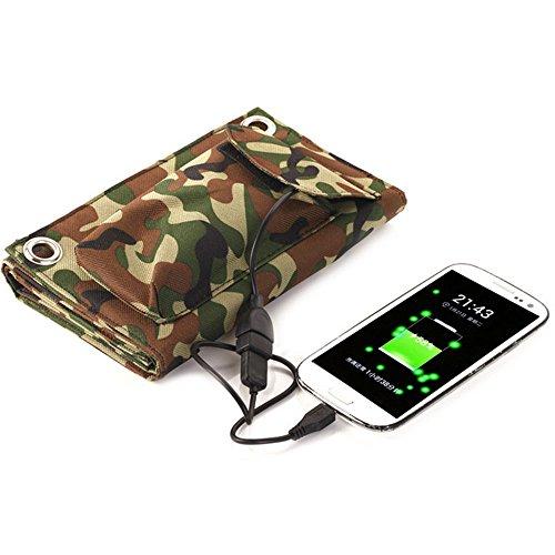 Eastlion Portable Folding Bag Solar Panel 8W