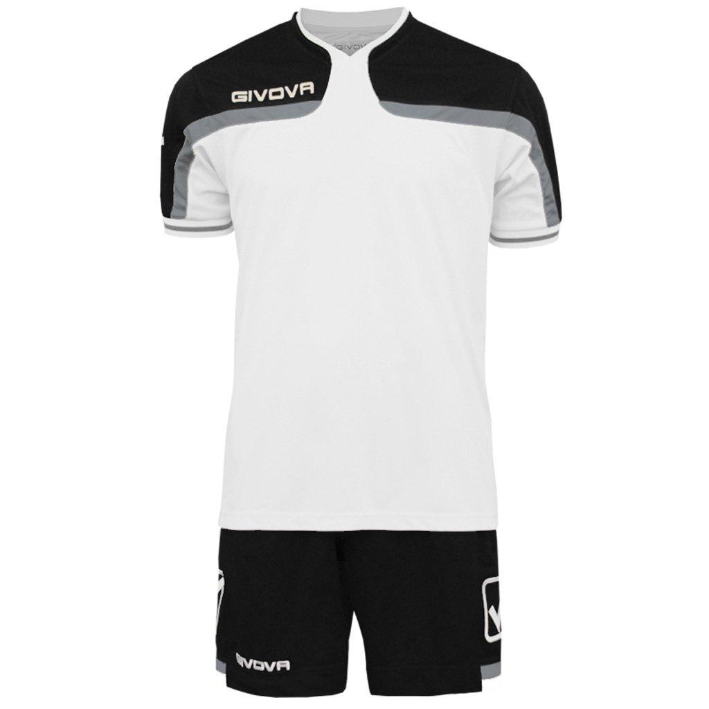 TALLA 4XS. givova Kit America Fútbol, Unisex niños