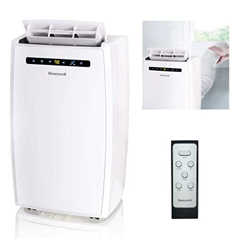Honeywell MN10CESWW 10,000 Btu Portable Air Conditioner With