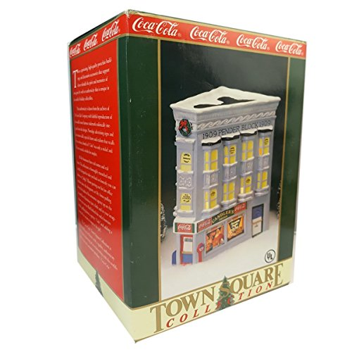 (Coca Cola Town Square Collection, Candlers Drugs)