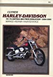 Harley-Davidson FX/FL Softail Big-Twin Evolution, 1984-1994, Intertec Publishing Corporation Staff, 0892875607