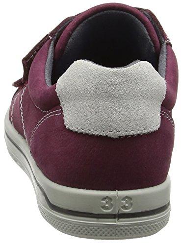 RicostaJason - zapatilla baja Unisex, para niños Red (Fuchsia 363)