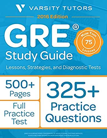 GRE Test Study Guide