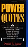 Power Quotes, , 0810394162