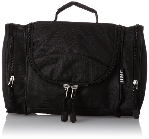 Everest Unisex Hanging Travel Kit Organizer Bag