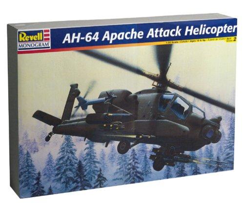 アメリカレベル 1/32 AH-64 アパッチ 04575 プラモデルの商品画像
