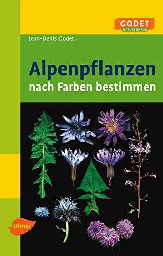 Alpenpflanzen: Nach Farben bestimmen