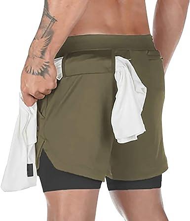 ZSYQG Mens Swimming Trunks Board Shorts Beach Wear Side Pockets Jogger Shorts