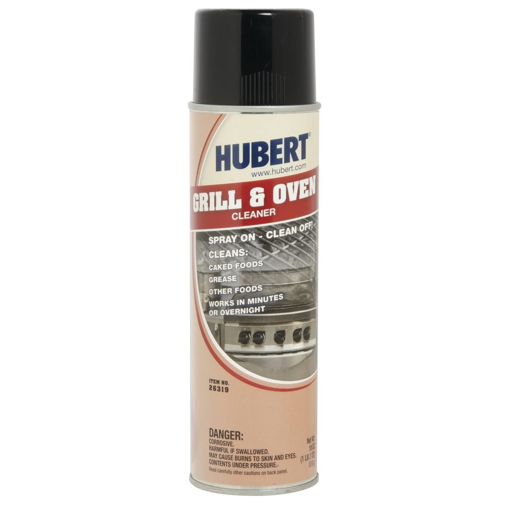 HUBERT Grill and Oven Cleaner Commercial Use Aerosol -18 Ounce