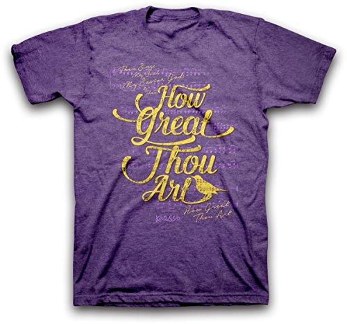 How Great Thou Art Christian T-Shirt (Medium)