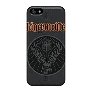 NXT2718NnJm Case Cover Protector For Iphone 5/5s Jaegermeister Iphone Case