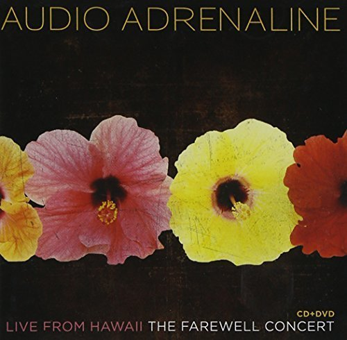 Live From Hawaii: The Farewell Concert Album Cover