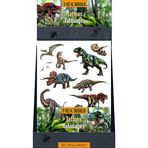 Dinosaures T Spiegelburg rex Ephemere World Tatouage Temporaire pwPAqnxwF