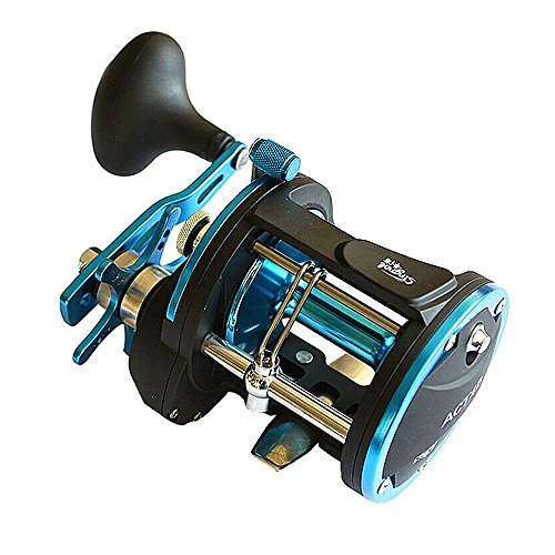 Singnol High Speed ACT Series Conventional Saltwater Trolling Reels Right Hand Offshore Heavy Duty Salt Water Drag Casting Reel