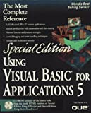 img - for Using Visual Basic for Applications 5 (Using ... (Que)) book / textbook / text book