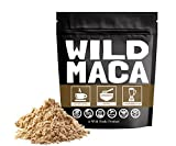 Wild Maca Powder, Raw Maca Powder from Peru Made From 100% Natural Organically Grown Hand-processed Maca by small Farmers (12 ounce) Review