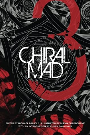 book cover of Chiral Mad 3